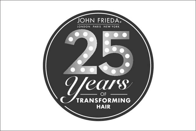 John Frieda: marks 25th anniversary with new product launches