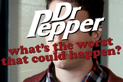 Dr Pepper: launching into social media promotions