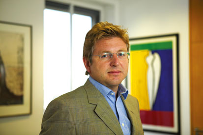 Unilever chief marketer Keith Weed