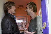 Kris Marshall returns to BT ads without on-screen girlfriend