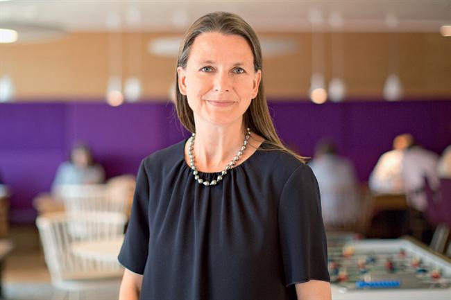 Barclays managing director for marketing Sara Bennison