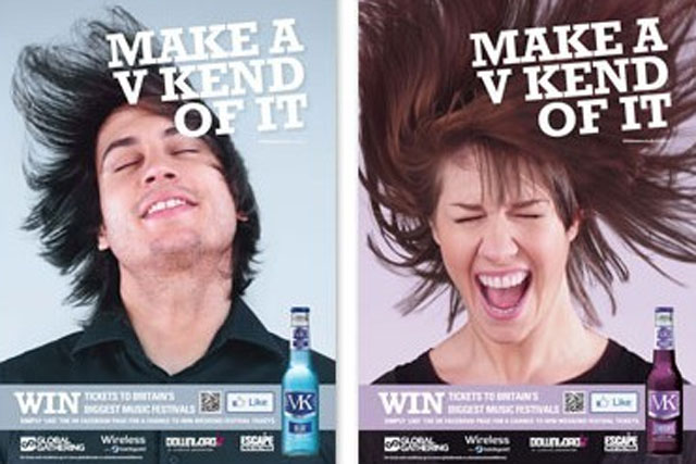 VK: relaunches ready mixed vodka drink