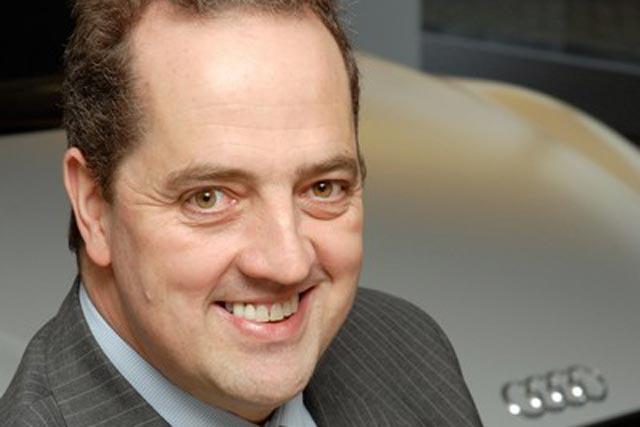 Philip Olden: interim marketing head at Audi UK