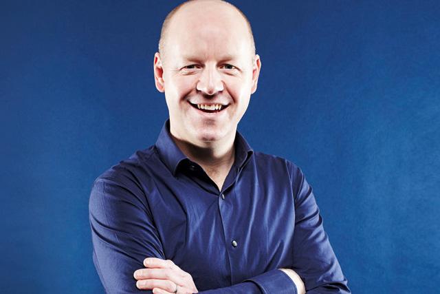 Craig Inglis, marketing director, John Lewis
