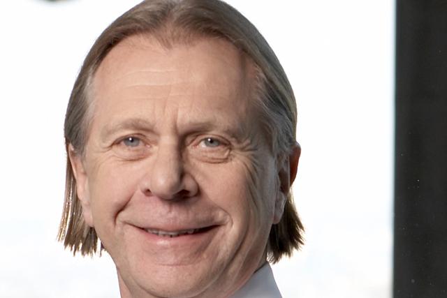 Steve Sharp: leaving M&S