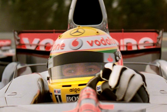 Vodafone: returns F1 sponsorship management to the UK