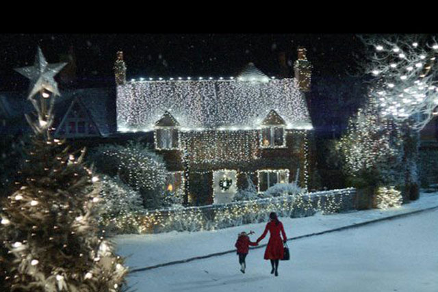 Debenhams: retailer launches first Christmas ad campaign in six years