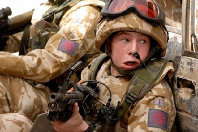 Mark of Cain: Tony Marchant's award-winning Iraq War drama