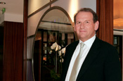 The Marketing Profile: Andrew Cosslett, chief executive, InterContinental Hotels Group
