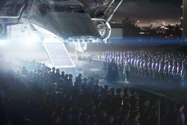 Dixons' Star Wars push for Christmas