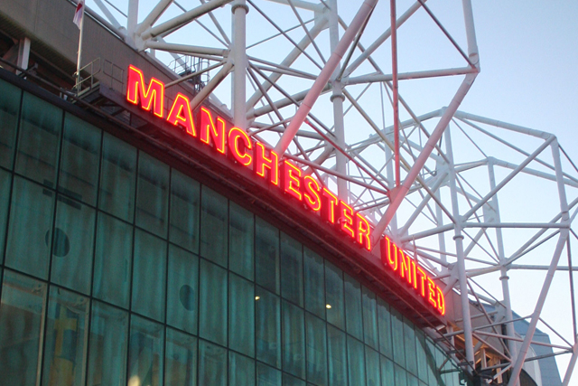 Chevrolet signs up as next Man Utd shirt sponsor