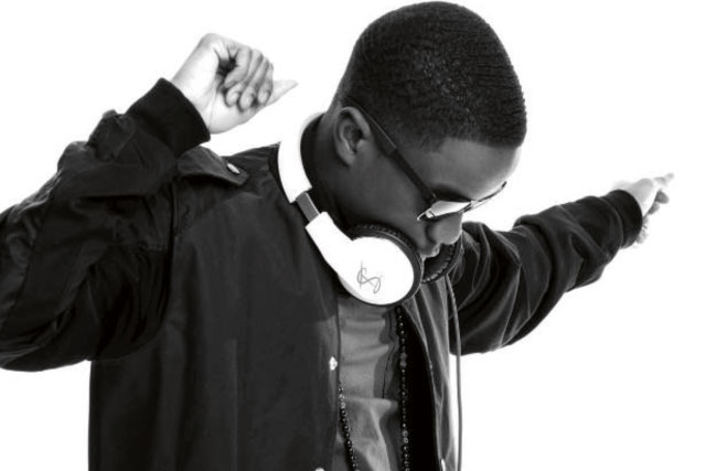 Rapper Tinchy Stryder partners with Goji to develop tech range