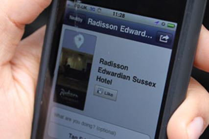Radisson Edwardian launches location-based deal