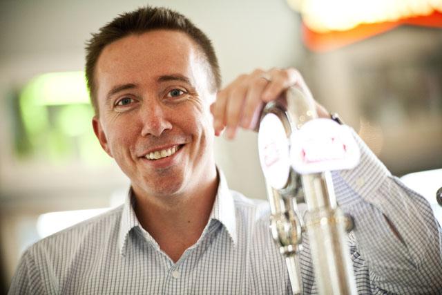 James Watson, European marketing director, Stella Artois