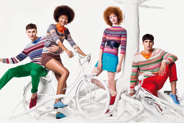 Benetton: spring 2012 campaign