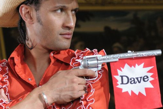 Dave: TV channel fights for trademark