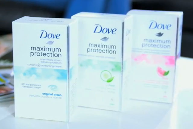 Dove pushes deodorants with 'Wear Confidence' Grazia tie-up