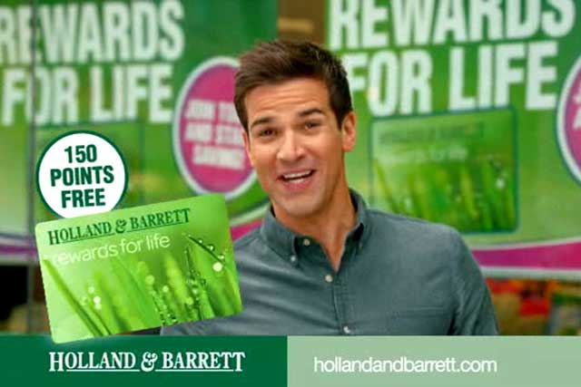Holland & Barrett in health expert shift