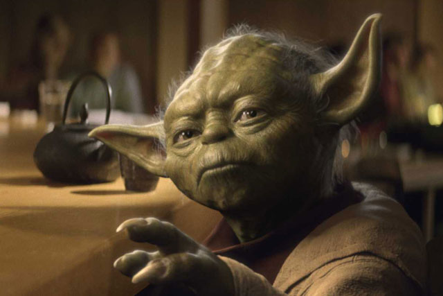 Vodafone: Star Wars character Yoda features in latest campaign
