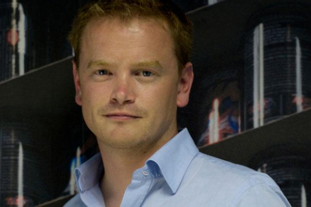 Jonathan Gatward: Britvic GB marketing director