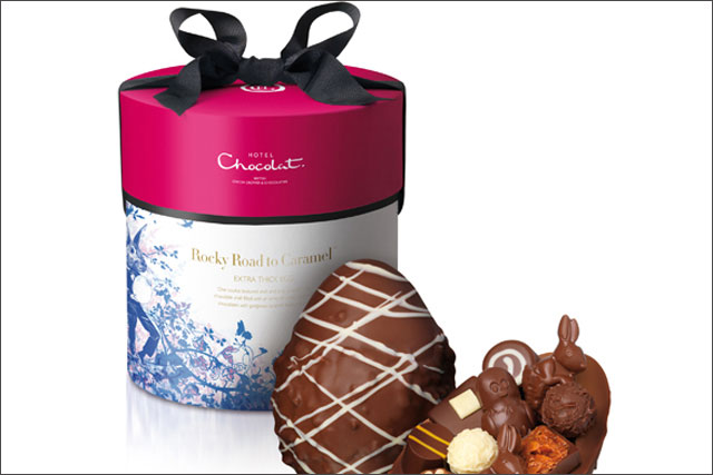 Hotel Chocolat: launches global website