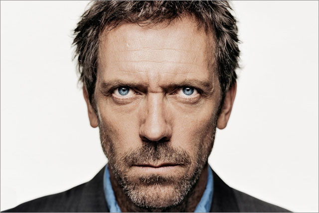 Hugh Laurie: the house star becomes L'Oreal's newest ambassador