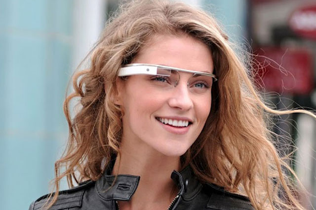 Google Glass: users are encouraged to invite friends to join the programme