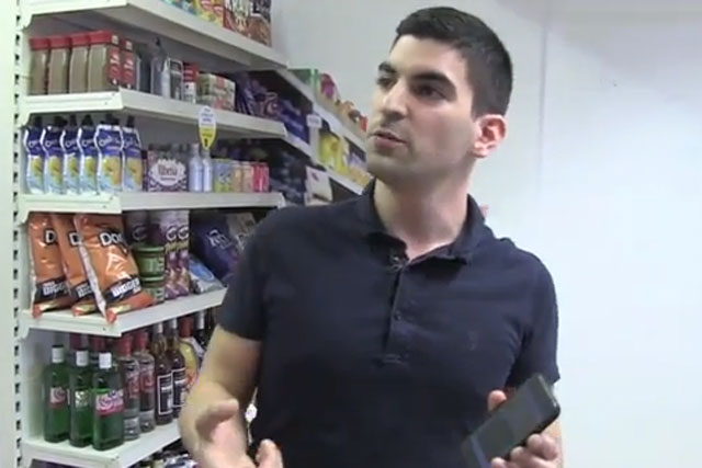 Evrythng demonstrates how the Internet of Things can be applied in-store