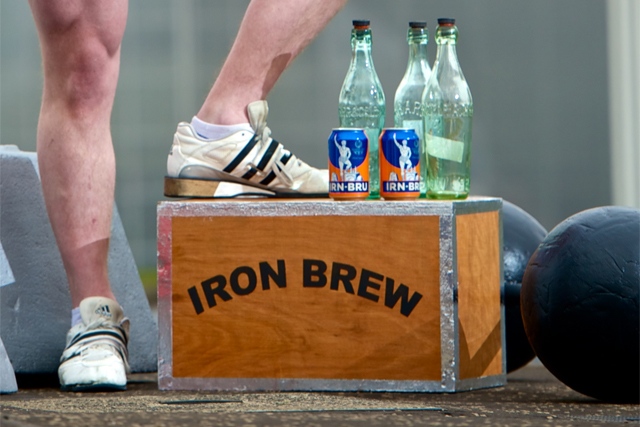 Irn-Brew: 15% of Scots know owner AG Barr is an official supporter of The Games