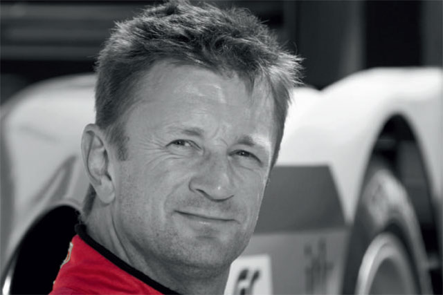Audi bids thank you and farewell to 'Le Man' Allan McNish