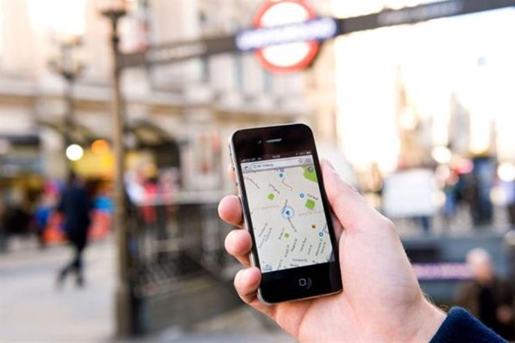 Mobile: UK retail spend via tablets and smartphones set to reach £54n by 2024