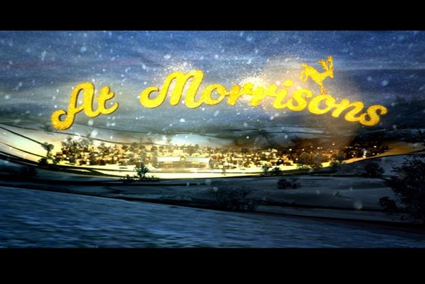 Morrisons: Christmas cheer as like-for-like sales are up for first time in two years