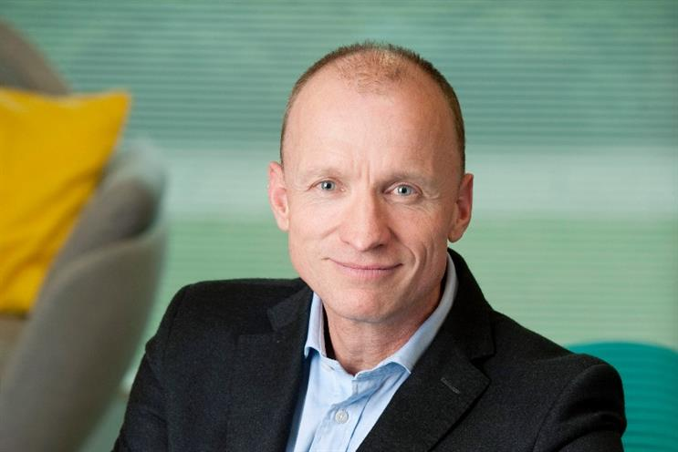 Olaf Swantee: the outgoing EE CEO has left a strong marketing and branding legacy at the mobile operator