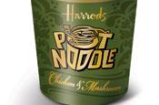 Harrods launches £30 Poulet et Champignon Pot Noodle
