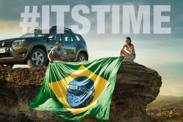Renault: statement that the World Cup is a crucial political and social milestone for Brazil