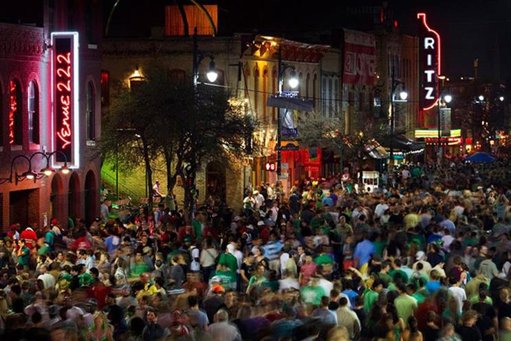 SXSW 2015: annual music, film, and interactive conference and festival held in Austin