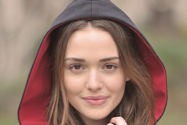 Amber Martinez: to make her Scottish Widow TV debut next month