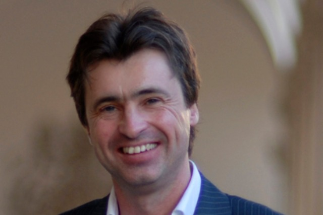 Simon Ward, chief executive at branding and innovation consultancy Holmes & Marchant