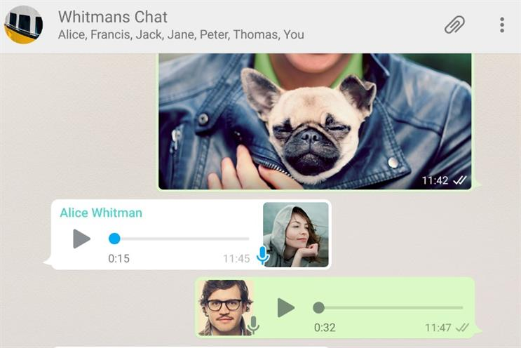 WhatsApp is opening up to brands