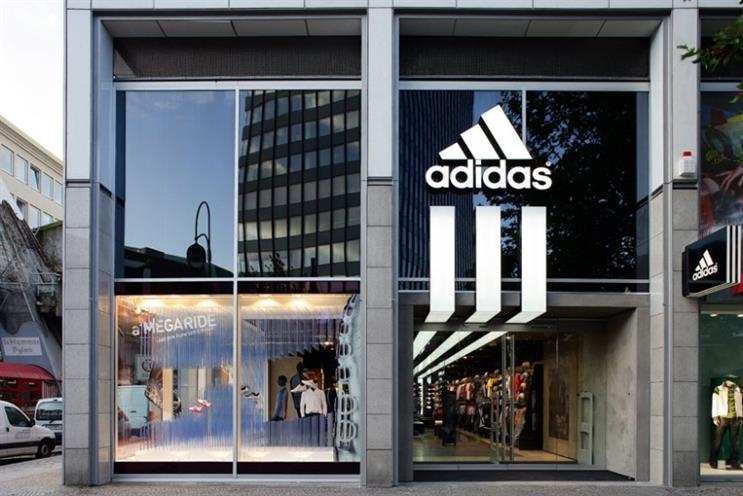 Adidas: the sportswear brand has reportedly cancelled its sponsorship of the IAAF