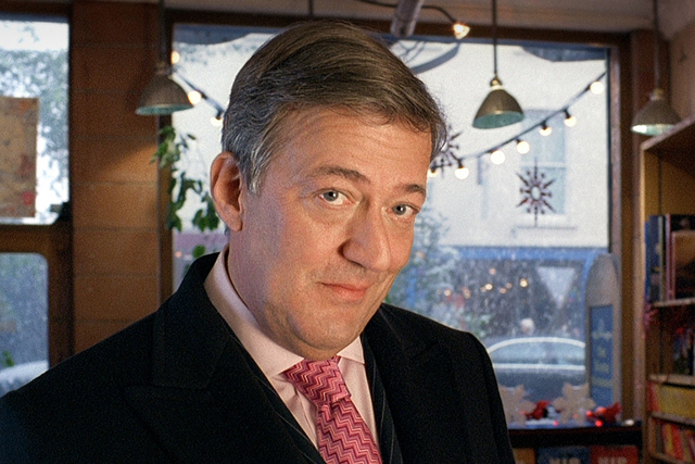 Brands need to be as witty and amusing as Stephen Fry on social media