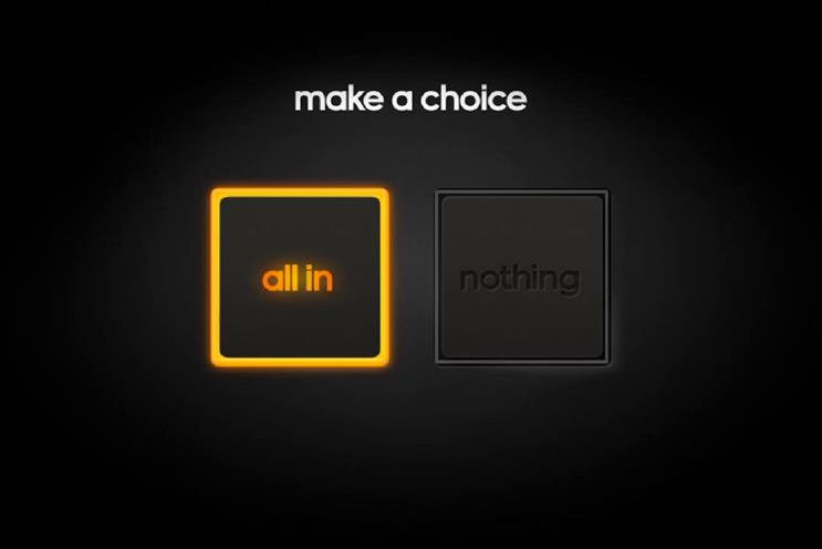 Is Adidas' 'All in or Nothing' campaign a display of brand arrogance?