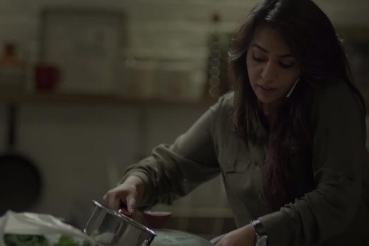 Ariel: the #Sharetheload campaign encourages men to help out around the house
