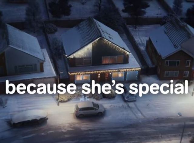 Boots' Christmas #SpecialBecause campaign