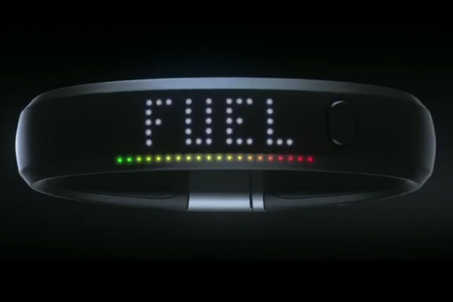 Nike+ FuelBand: website has more than 6m members
