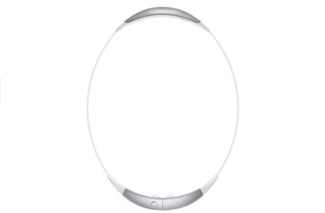 Samsung's vibrating Gear Circle headphones