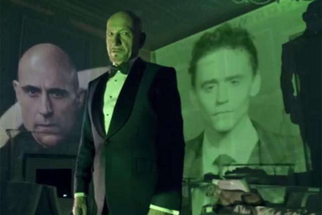 Jaguar: Super Bowl ad stars Ben Kingsley, Mark Strong and Tom Hiddleston
