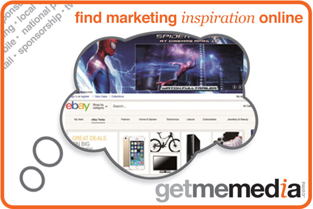 How eBay drove awareness of The Amazing Spider-Man 2 for Sony Pictures