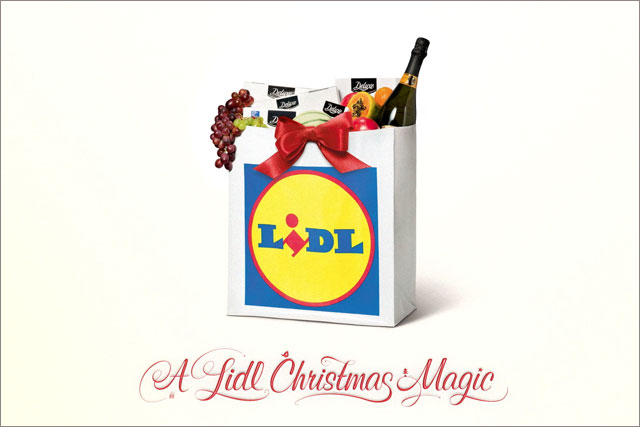 Lidl: reindeer and lobster are on the menu in the supermarket's debut Christmas TV ad