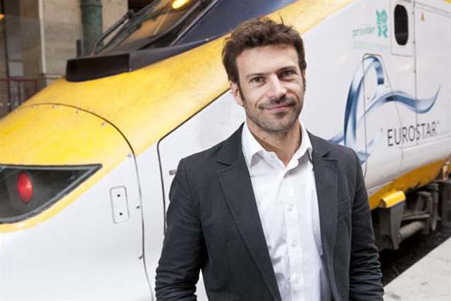 Eurostar's Lionel Benbassat